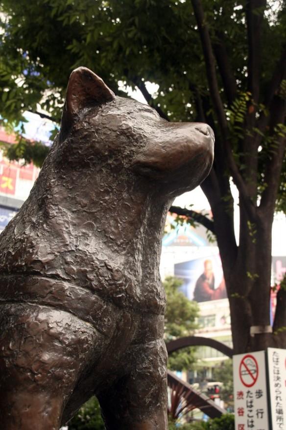 Hachiko statue, Tokyo
