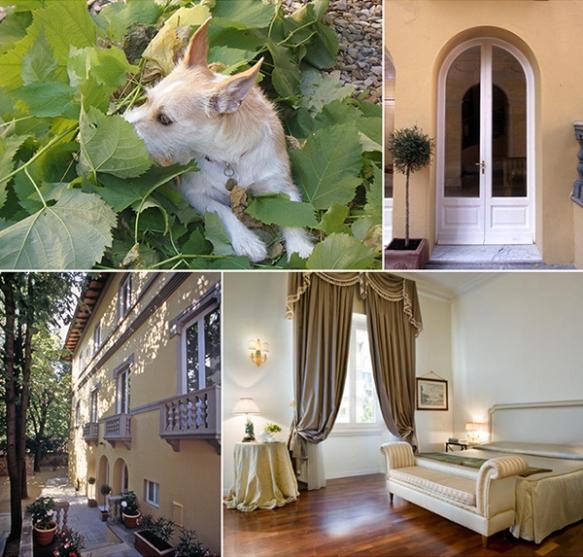 Villa Antea, Florence, Italy