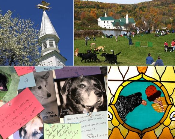 Dog Chapel on Dog Mountain