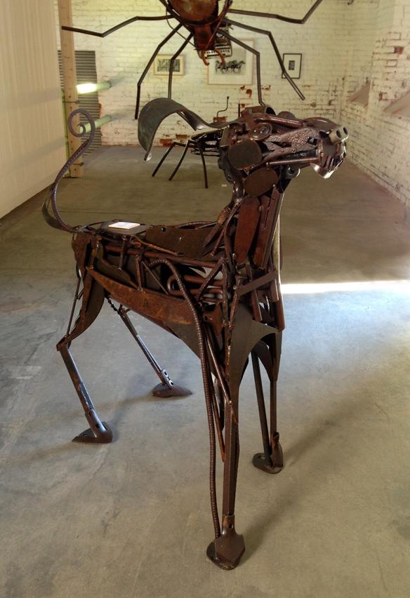 Hound 2012 by Jonathan Bowling