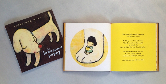 The Lonesome Puppy from Chronicle Books