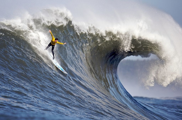 2010 Mavericks Competition