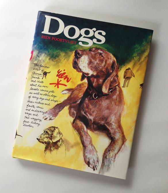 Rien Poortvliet's book Dogs