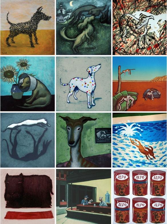 Artist Series by Mychael Barratt