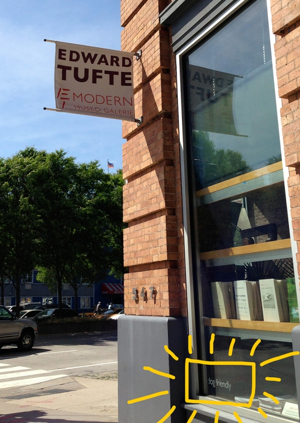 Edward Tufte Gallery, Chelsea