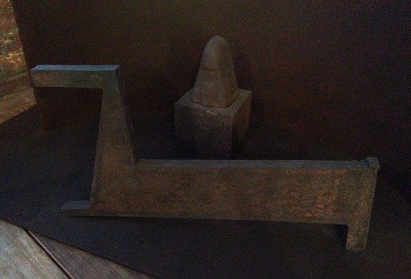 Edward Tufte Sculpture