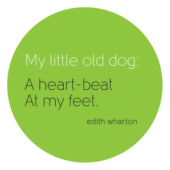 Edith Wharton dog quote