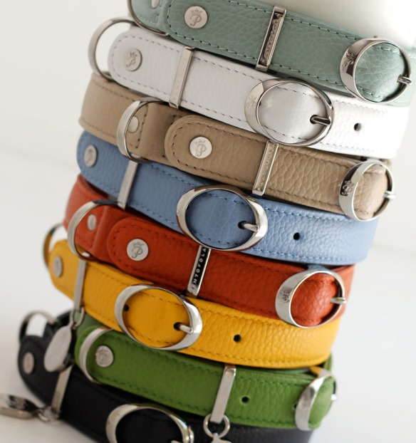 Pantofola luxury dog collars, Collezione Caramelle